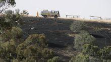 Traveller recalls 'light to dark' SA fire