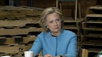 Hillary Clinton Dodges Question About 'Clinton Cash' Book