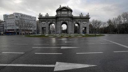 Margen mínimo para gobernar Madrid