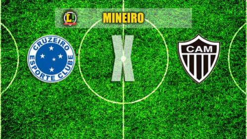 Polêmicas crescem na final e tomam elencos de Cruzeiro e Atlético-MG