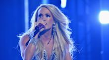 Carrie Underwood Delivers an Emotional First Performance Since Her Face Injury