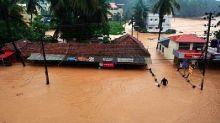 QBengaluru: Flood Alert in K'taka; Kochi-Bound Passengers Stranded