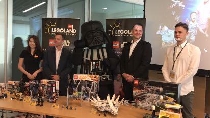 New LEGO Star Wars merchandise