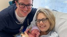 Today's Dylan Dreyer Welcomes Son Oliver George with Husband Brian Fichera