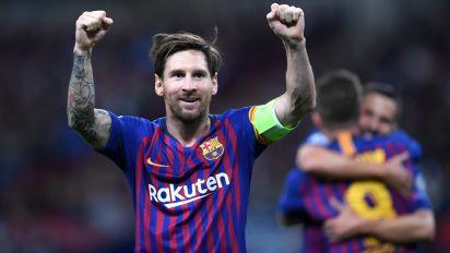 Los 10 jugadores libres más valiosos del mercado... ¡con Messi a la cabeza!