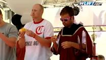 Past champion retakes coney eating crown for 2013