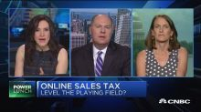 Experts debate states' rights over internet sales tax col...