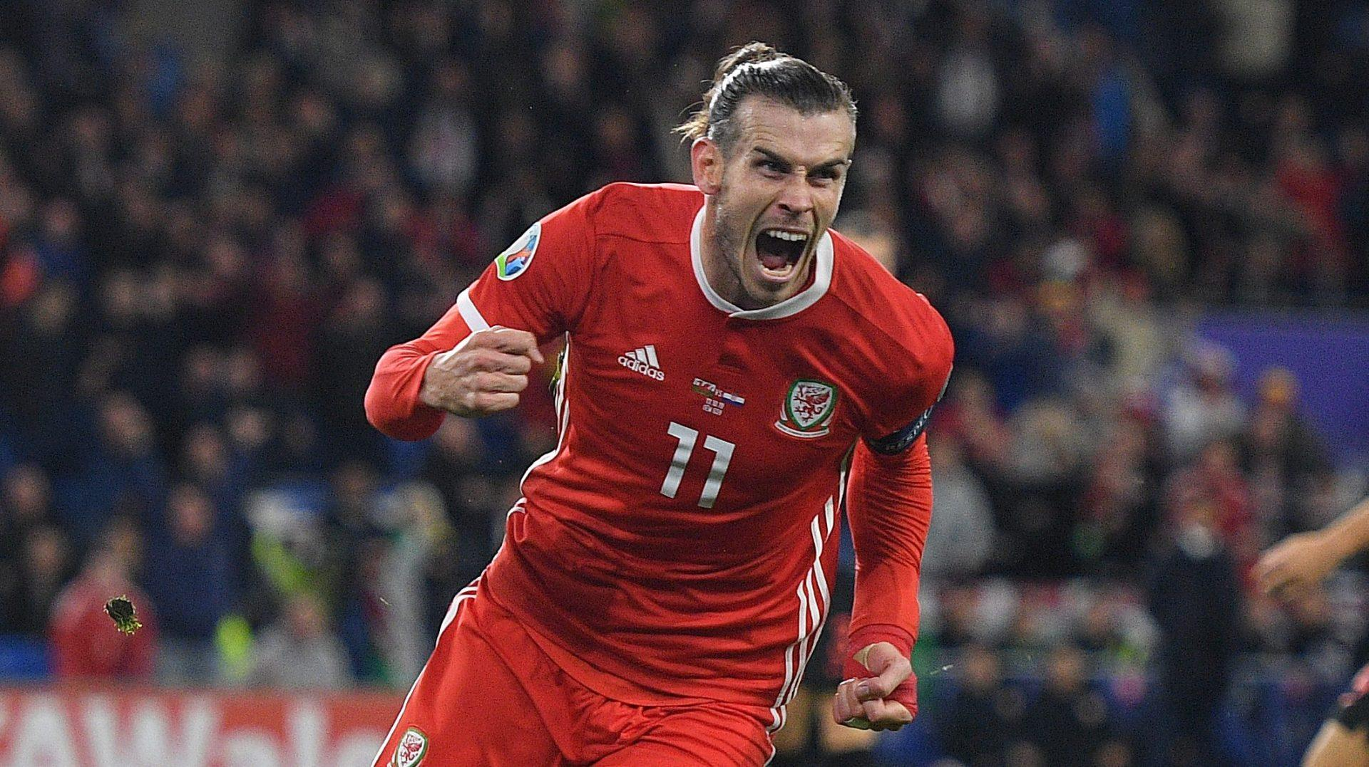 Unhappy in Madrid, Bale 'more excited' to play for Wales