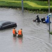 Anger erupts over government handling of China flood