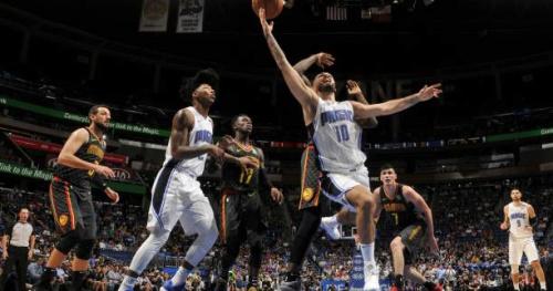 Basket - NBA - La nuit des Frenchies : entorse pour Fournier