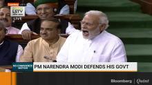 PM Modi On Making Eye Contact With Rahul Gandhi
