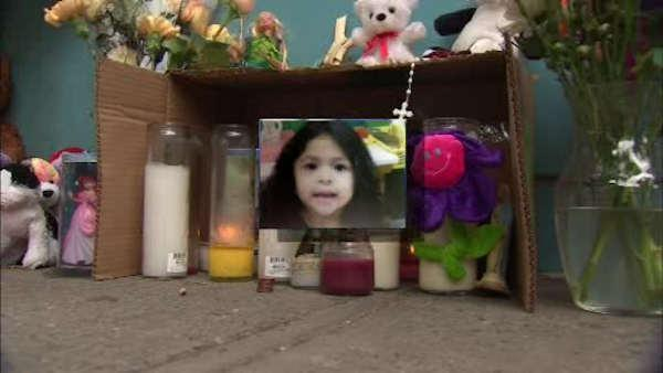 Vigil held for 4-year-old Ariel Russo
