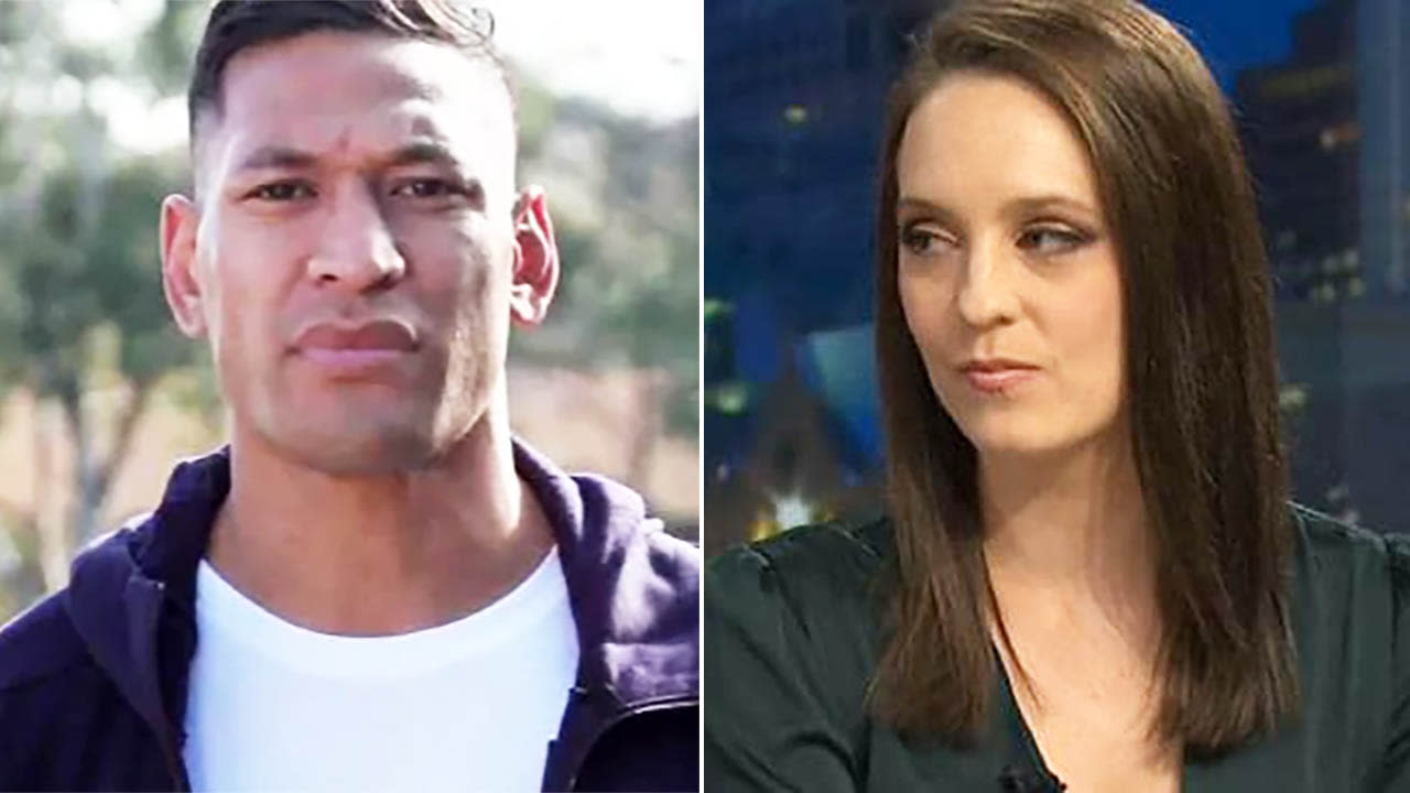 'Make me sick': Change.org director hits out as new Israel Folau fund set up