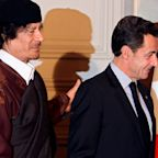 Sarkozy charged over Libyan cash for campaign