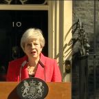 Theresa May to resign: UK prime minister gets emotional during press conference