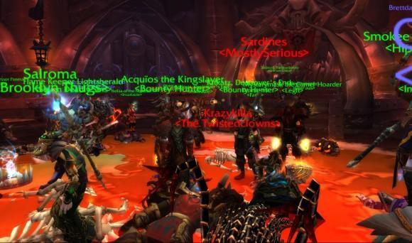 The OverAchiever: In which Alliance has it much worse than Horde