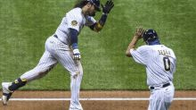 Milwaukee Brewers reinstate Jacob Nottingham from Injured List, designate him for assignment