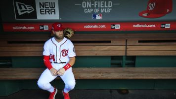 Nats ownership vetoed Harper trade to Astros