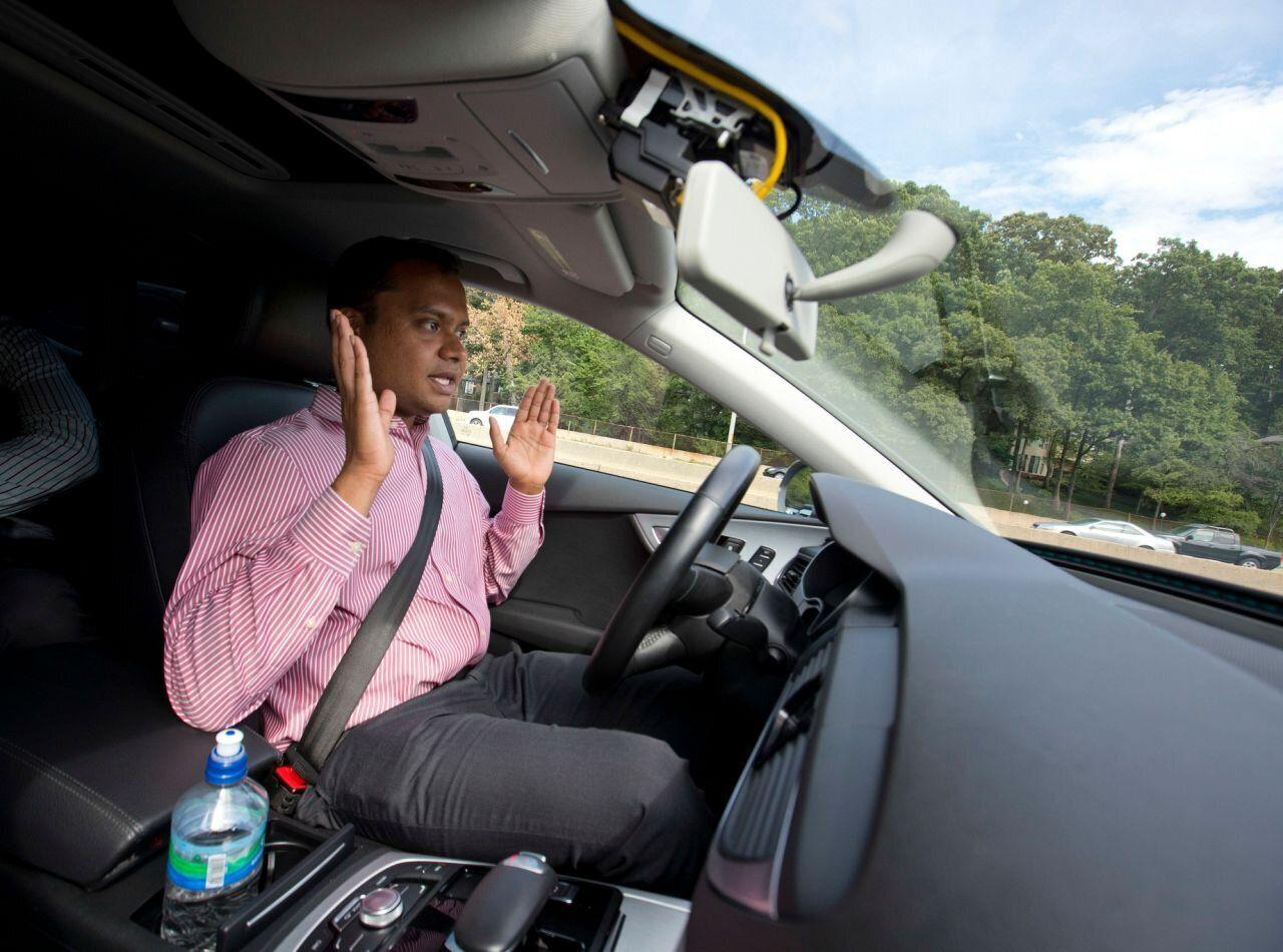 Security expert: Here's how driverless cars could be hacked