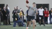 Watch: Josh Allen shows off big arm at pro day