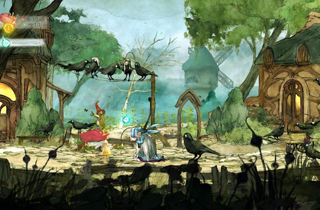 Two of Ubisoft's artsy 'indies' are coming to Nintendo Switch