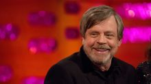 Reflective Mark Hamill thanks Star Wars fans for an 'extraordinary journey'