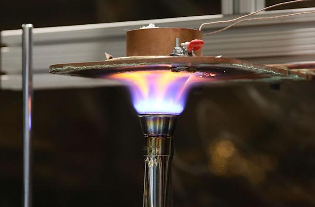 NASA's heat shield tech could save firefighters' lives