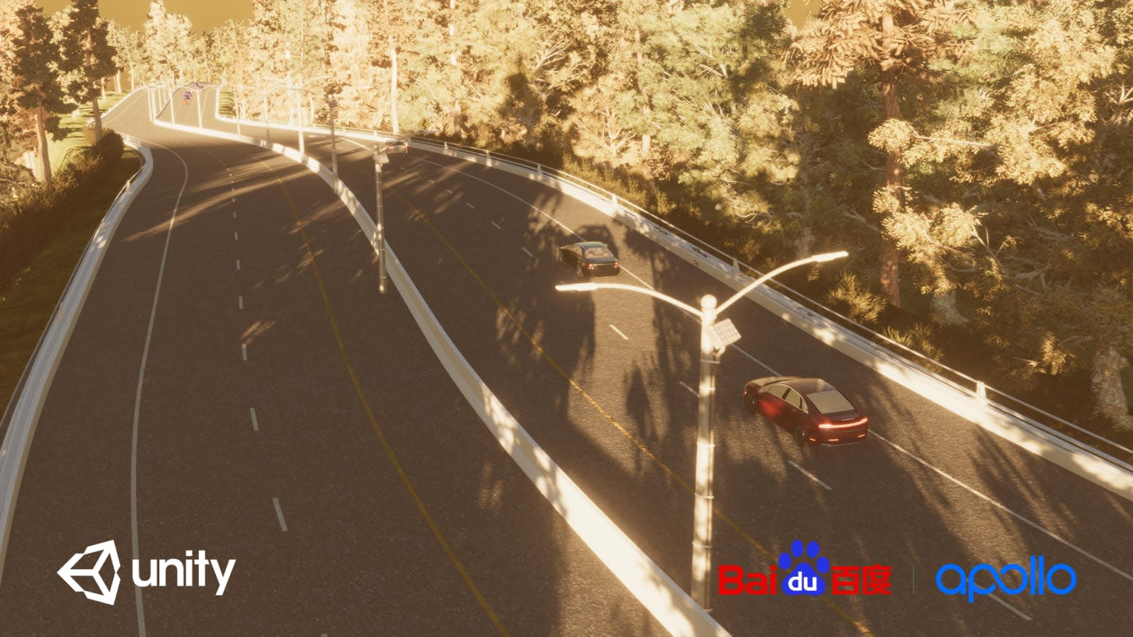 Baidu taps Unity's game engine to test its self-driving cars | Engadget