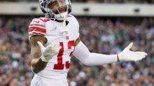 Odell Beckham to sit out second-straight week with lingering quad issue