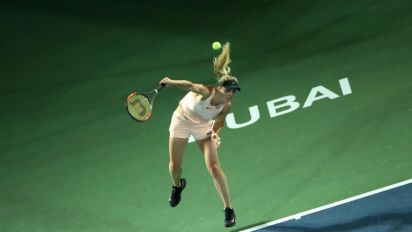 Svitolina joins Henin, Venus as back-to-back Dubai winner