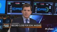 Santoli: Extreme bullish sentiment may mean Dow set for breather at 20,000