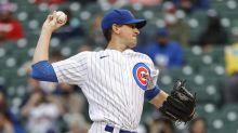 Cubs' Kyle Hendricks uncharacteristically struggles in return