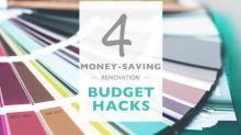 4 Money-Saving Renovation Budget Hacks