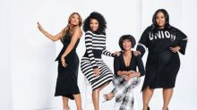 The Leading Ladies of Being Mary Jane are #AllTogetherNow for Gabrielle Union's Spring Collection