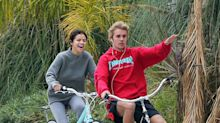 Justin Bieber 'Definitely Not Finished' with Selena Gomez Despite Baskin Champion Sleeping Over at His House
