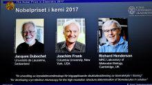 Die Nobelpreisträger 2017
