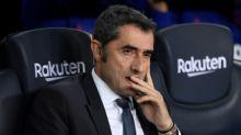 Barca's Valverde confident Catalan protests won't affect Clasico