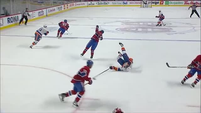 Max Pacioretty plants a check on Okposo