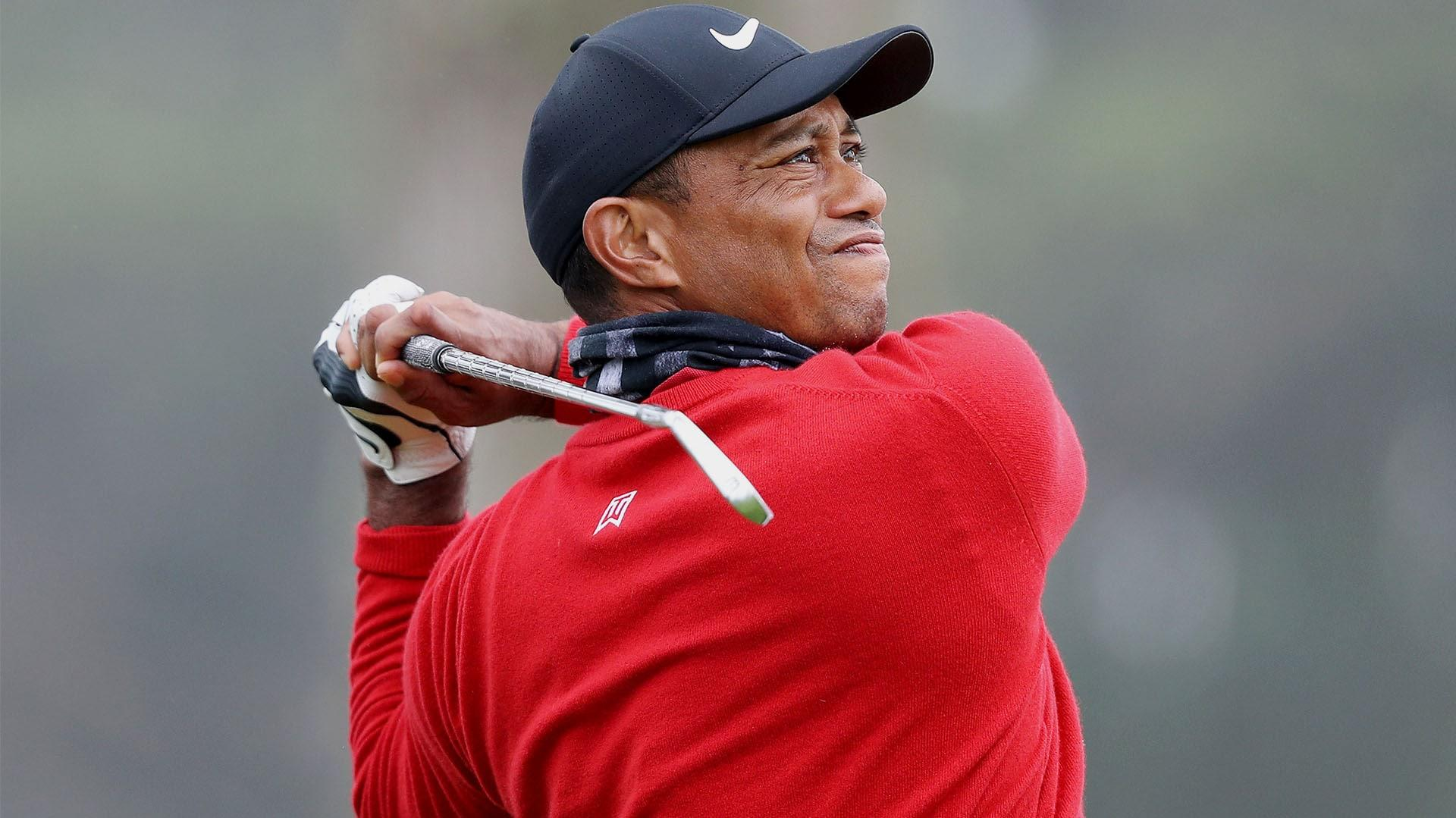 Tiger Tracker Postscript: Better late than never ... Right? Leaving PGA happy(ish)