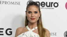 Spannung bei Madame Tussauds: Heidi Klum trifft ihre neue Doppelgängerin