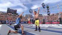 Inside the High-Intensity CrossFit Games