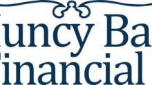 Muncy Bank Financial, Inc. Announces Earnings