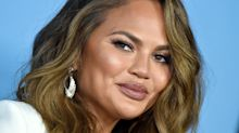 Chrissy Teigen says people upset over updated 'Baby, It's Cold Outside' should 'get over it'