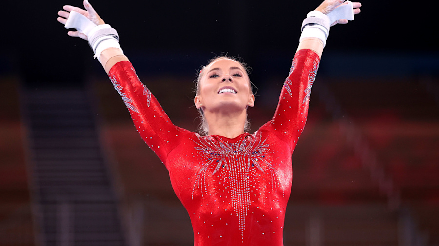 Watch live: Gymnastics individual finals