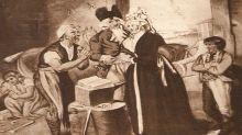 Cuando en el siglo XVIII los menores de edad acudían a una pequeña aldea escocesa para casarse sin consentimiento paterno