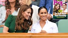 How Meghan Markle and Kate Middleton Are Bonding Over Motherhood: 'Their Relationship Is Strengthening'