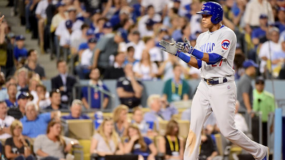 Watch: Addison Russell blasts walk-off HR to beat Brewers