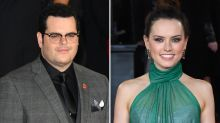 Netflix Buys Josh Gad-Daisy Ridley's 'Super-Normal' Movie Project