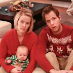 Dad Ditches 'Traditional' Christmas Cards To Show The 'Chaos Of Parenting'
