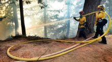 Bobcat fire: Flames are once again threatening Mount Wilson Observatory